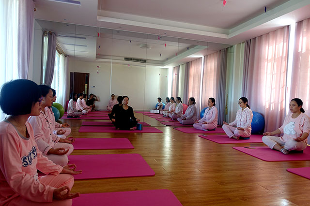 塑身瑜伽4
